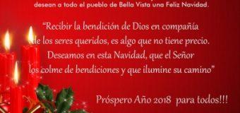 Mensaje del Sr. Intendente Municipal Eduardo Oswald y Familia a la ciudadanía de Bella Vista☑️