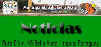 La Municipalidad de Bella Vista informa sobre los vencimientos de impuestos municipales del año 2018: