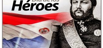 1 de marzo Día de los Héroes