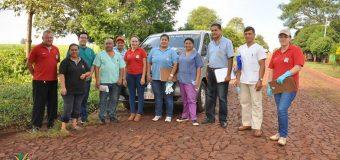 Minga Ambiental realizada en los barrios San Blas y 8 de Diciembre.