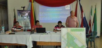Reunión Proyecto del Sistema de Alcantarillado Sanitario