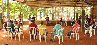 Reunión informativa coordinada por el Consejo Distrital de Desarrollo de Bella Vista