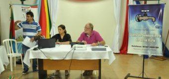 Asamblea General Ordinaria Junta de Saneamiento