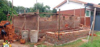 Avance de obra Escuela Arandurâ