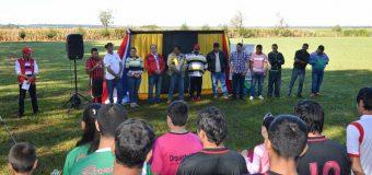 Inauguración del 12º Torneo Integración de Fútbol «Centenario de Bella Vista»
