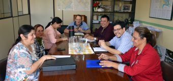 Reunión del Consejo Distrital de Salud