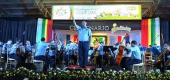 """Concierto """"Centenario Sinfónico"""" en Bella Vista"""