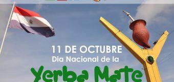 11 de Octubre día de la Yerba Mate
