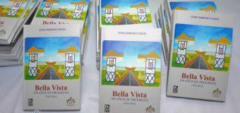 """Lanzamiento del libro """"Bella Vista 100 años de Progreso 1918 -2018"""""""