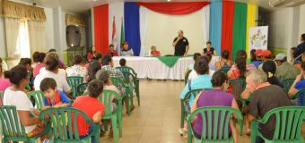 14 nuevas familias beneficiarias del Programa Teko Porâ