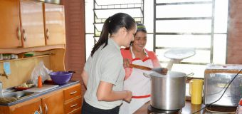Control de las condiciones en las que se desarrolla el almuerzo escolar.