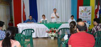 Reunión con directores de Hospitales Distritales, Centros de Salud y Puestos de Salud.