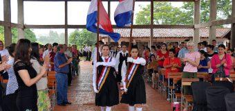 Acto de graduación y entrega de certificados en el Col. Nacional Lauro H. Raatz
