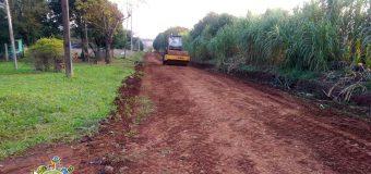 Trabajos de mantenimiento, reparación de caminos y puentes