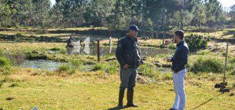 Imágenes de estanques de Productores Piscícolas del Distrito de Bella Vista