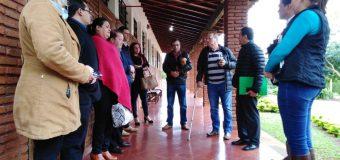 Visita de los Directores de diferentes niveles del ámbito educativo.