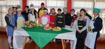 "Curso de ""Cocina Internacional"""