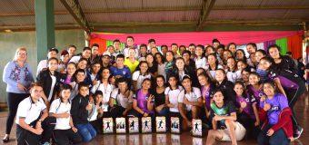 Festejos del Día de Estudiante y la Juventud.