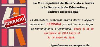La Secretaría de Educación y Cultura informa que: