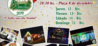 Segunda semana de Navidad en Bella Vista.
