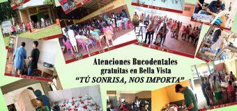 Informe de la Secretaría de Acción Social de la Municipalidad de Bella Vista.