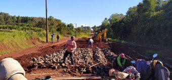 La Municipalidad de Bella Vista a través del Departamento de Obras informa
