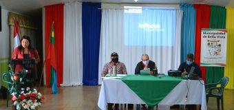 Asamblea General Ordinaria de la Asociación De Municipalidades de Colonias Unidas (AMCU)