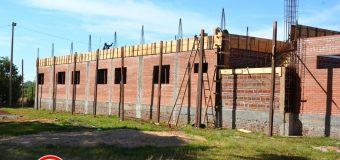 """Construcción de aulas del """"Nuevo Local de la Esc. Básica N° 338 Pdte. Carlos A López"""""""