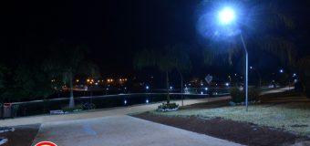 Trabajos realizados en el Parque Urbano de Bella Vista
