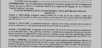 RESOLUCIÓN N° 460/2.021