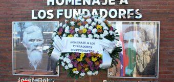 Acto en Conmemoración a la Llegada de Los Fundadores a Bella Vista