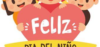16/08/2021 – Feliz Día del Niño.