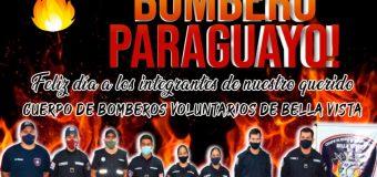 04/10/2021 – Día Institucional del Bombero Paraguayo.