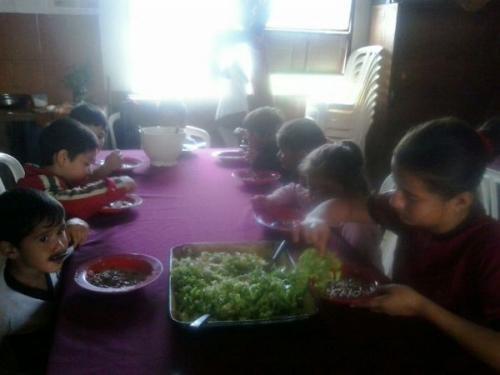 Almuerzo Escolar Tercer Trimestre